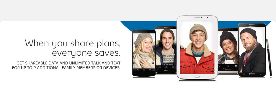 Bell Mobility Travel Plans Canada