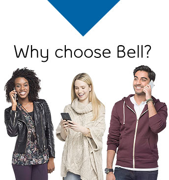 Why choose Bell?
