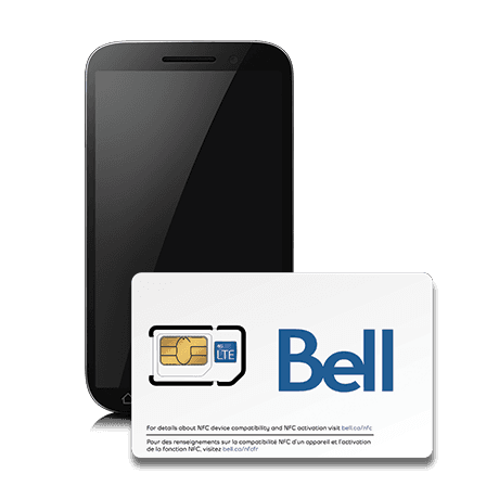 Carte Sim Cdiscount.Prepaid Cell Phones And Rate Plans Mobility Bell Canada