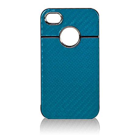 Avoca iPhone skin (blue) for iPhone 4/4S