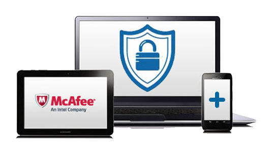 McAfee® Security from Bell - Better