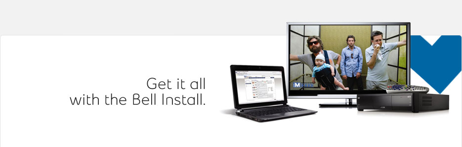 Get Internet that's perfect for laptops and a complete and customized installation.
