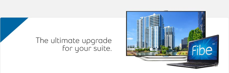 Take advantage of exclusive offers from Bell for residents of condos or apartments.