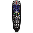 bell fibe tv remote control manual