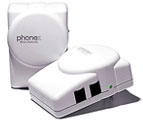 Wireless phone jack - Phonex