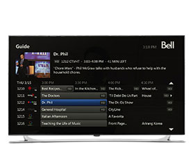 bell tv channel list pdf