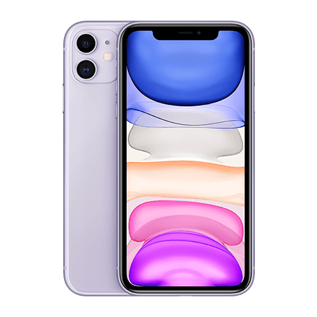 iPhone 11 Purple - 64GB - default - 104401