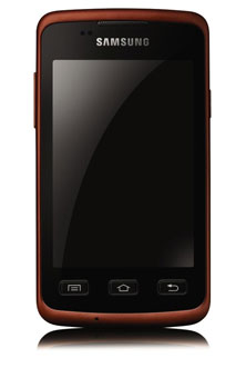 Téléphone intelligent Samsung Galaxy Rugby<sup style='font-size:0.5em'>MC</sup>