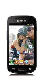 Samsung Galaxy Ace II x<sup style='font-size:0.3em;vertical-align:60%'>MC</sup>