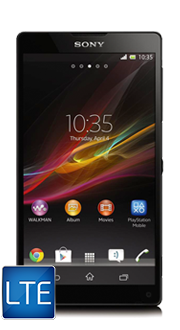 Sony Xperia<sup style='font-size:0.5em'>MC</sup> ZL
